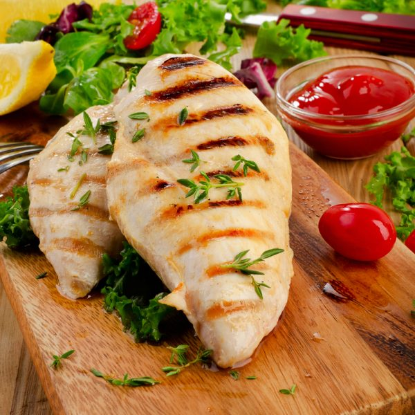 McLays 4 Chicken Breasts 170g-200g