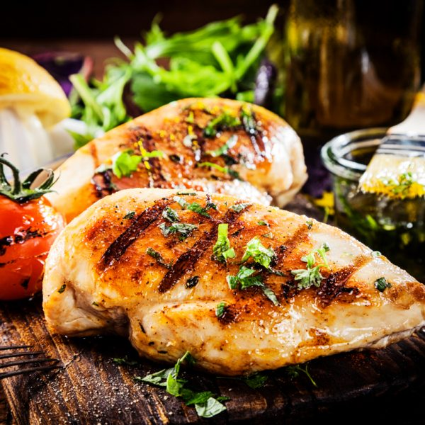 Chicken Breast Fillets - 5kilo Carton